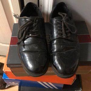 JROTC shoe